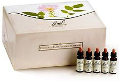 Nelsons,Genuine,Authentic,Original Bach™Flower Remedies Full Box set. 40x10ml