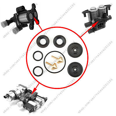 BMW Heater Valve Repair Kit E39, E38, E53, E34, E32, E31, E65, E66, E60, E61