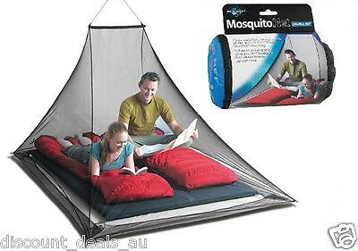 Camping Mosquito Net Backyard Sleeping Camp Mesh Mozzie Fly Insect Netting Shade