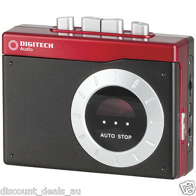 Cassette Tape Transfer To MP3 PC USB Converter Capture Adapter Music Player