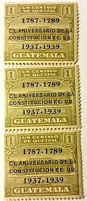 Guatemala   Unused    Stamps .....worldwide Stamps