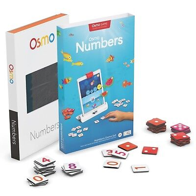 Osmo Numbers Game Fun Interactive Math Games for Kids and Children