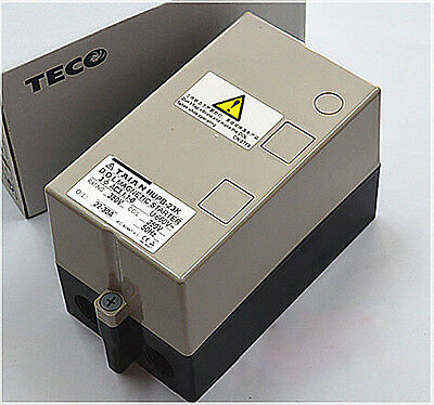 TECO 3Phase Control Motor Magnetic Starter HUP-23K 380VAC