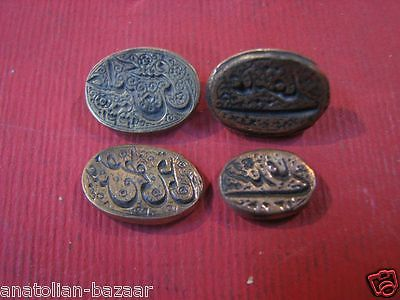 Ottoman Turkish Seal Lot