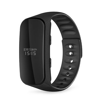 2-in-1 Detachable 8GB Digital Voice Recorder + Watch Wristband (CE/FCC/RoHS)