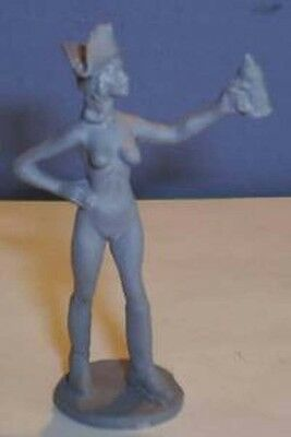 Toy Soldiers American Revolution Woman Drinking Casting 54 Mm
