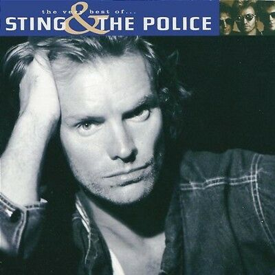 Very Best Of Sting & The Police - Sting & The Police (2002, CD NEU)