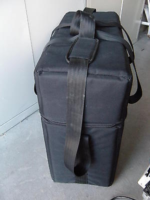 Used HEAVY DUTY Equipment Bag, hi tech Canvas Material made by the Govt-see dama