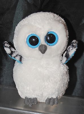 Ty Beanie Boo 6.5 Inch Spells The Owl Soft / Plush Toy