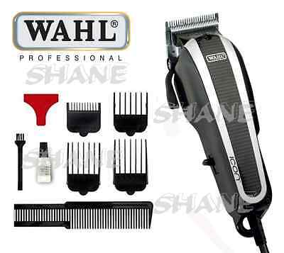 Tosatrice Wahl Icon Classic Series Kit Incluso Tagliacapelli Professionale