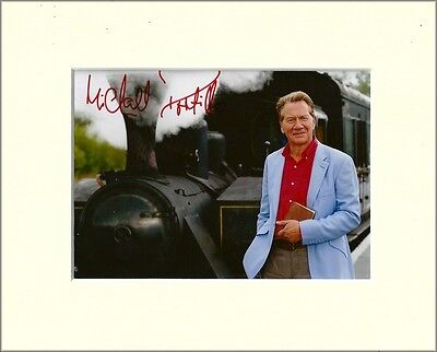 Michael Portillo Pp Mounted 8X10 Signed Autograph Photo