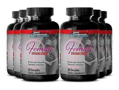 Sexual Aid Pills - Female Enhancement 1560mg - Horny Goat Weed With Maca 6B