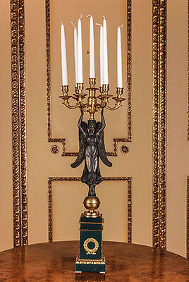 T-Sam-1 splendour candelabra after Pierre Philippe Thomire (1751-1843)