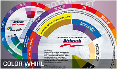 HS Airbrush Color Whirl 260330