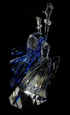 Swarovski Crystal Magic Of Dance 2002 Isadora Figurine New In Box