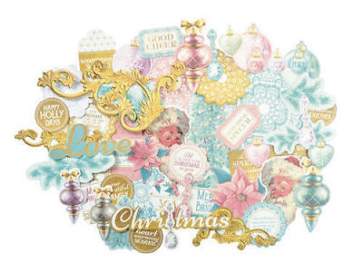 *A&B* KAISERCRAFT Collectables - Christmas Wishes - CT862
