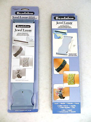 Beadalon Jewel Beading Loom or Kit - Jewellery Making - Jewelry Wire Bead Tools