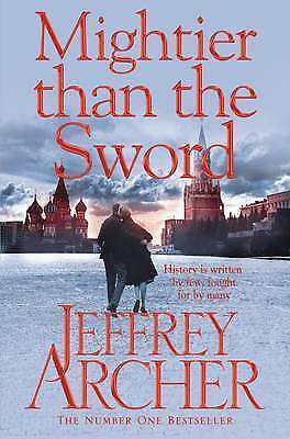 Mightier than the Sword (The Clifton Chronicles) by Jeffrey Archer Paperback NEW