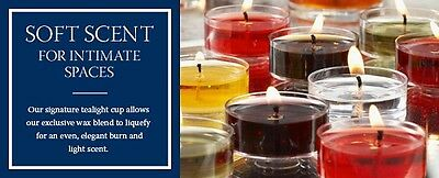 2 boxes (12 per box) Partylite tealight Candles in your choice of fragrance!
