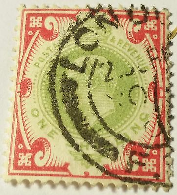 Great Britain Scott#138     Used Stamp ....worldwide Stamps
