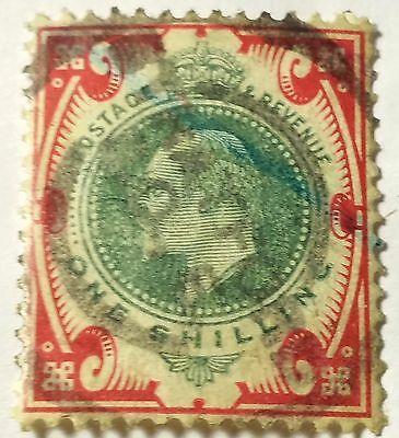 Great Britain  Scott#138-A Used Stamp Scu311Qr.....worldwide Stamps