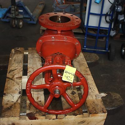 "JOHN 6"" INCH flanged gate valve DN150 CL 21 SG AS3579 1506011F 600F 150"