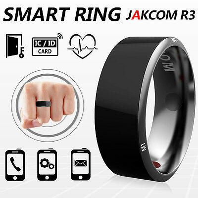 Hot Black R3 NFC Magic Wearable Smart Ring for iPhone  Android Mobile Phones