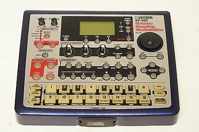 BOSS SP-505 Roland Groove Sampling Workstation Sampler Looper