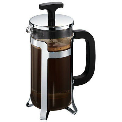 Bodum Jesper French Press 3-Cup Coffee Maker  1041416 Shiny