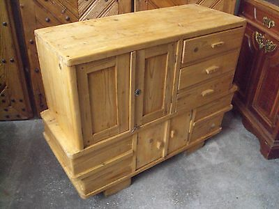 Antique Apothecary Pharmacy Cabinet 1920 • £350.00