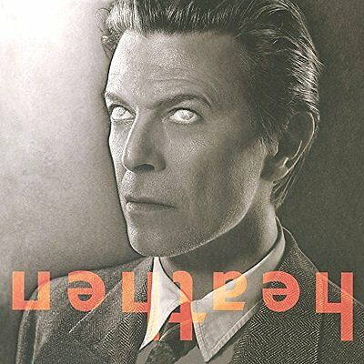 Bowie-Heathen (Translucent Blue Vinyl)  (Us Import)  Vinyl Lp New