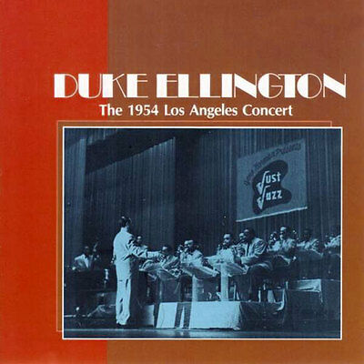 Duke Ellington / The 1954 Los Angeles Concert - Vinyl LP