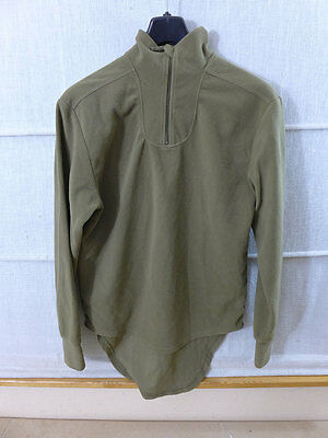 #535 GB British Army Combat Undershirt Thermal Light Fleece Gr. 170/90 S