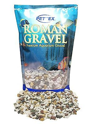Pettex Roman Gravel Aquatic Roman Gravel 2 Kg Natural Mixed Gems