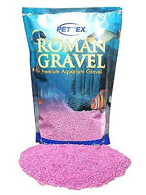 Pettex Roman Gravel Aquatic Roman Gravel 2 Kg Barbie Pink • EUR 10,02