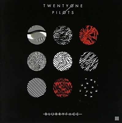 Blurryface - TWENTY ØNE PILØTS | DVD | FAST AND FREE DELIVERY