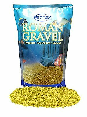 Pettex Roman Gravel Aquatic Roman Gravel 2 Kg Lemon Zest Yellow