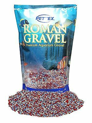 Pettex Roman Gravel Aquatic Roman Gravel 2 Kg Tri-Colour Blend