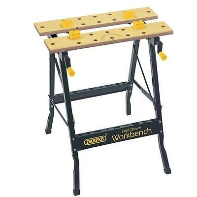 Foldable Workbench EASY STORAGE Tool Work Bench Table PORTABLE Stand Metal FRAME