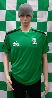 Ballyheane AFC (Mayo Ireland) Official Nike Football Shirt (Adult Large)