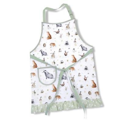 NEW Wrendale by Royal Worcester Cotton Drill Apron