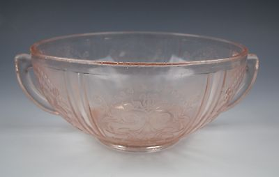 Macbeth-Evans Glass AMERICAN SWEETHEART-PINK Cream Soup Bowl EXCELLENT