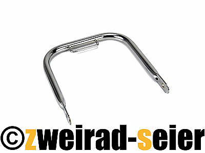 Support Wire for Luggage Rack Short Version Chrome Plated Simson S50, S51,