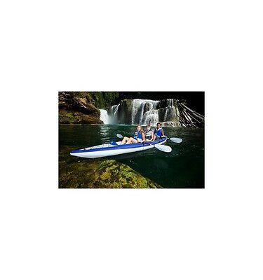 Kayak Gonflable Columbia 3 places Aquaglide - NEUF