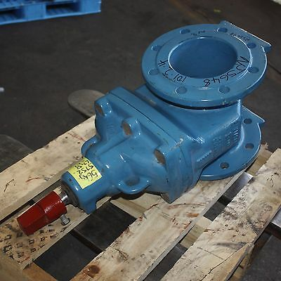 "John 150 630 CL15 SC 6"" INCH flanged gate valve DN150 RUBBER LINED GATE"