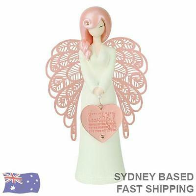 You are an angel figurine BEAUTIFUL PEOPLE New