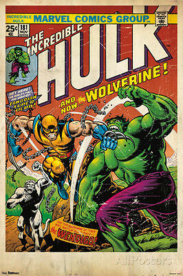 Wolverine - Cover Poster Print, 24x36