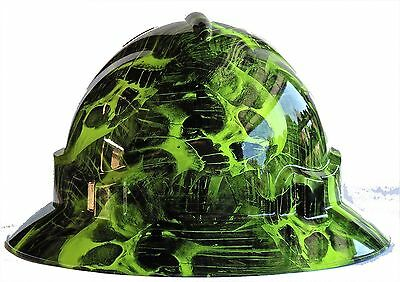 Australian customized wide brim hard hats (Hydrographic Safety Hard Hat )