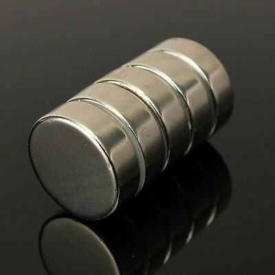 5pcs N52 Strong Round Disc Magnets Rare Earth Neodymium 30mm x 10mm