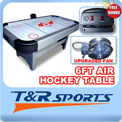Display Model 6FT Air Hockey Table SYD Pick Up Must go